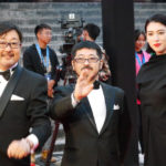 三吉彩花と清水崇監督『犬鳴村』第3回平遥国際映画祭