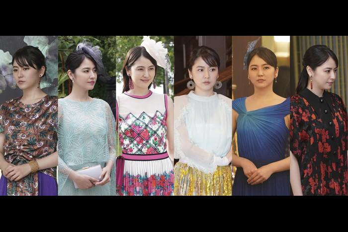 映画『コンフィデンスマンJP』ダー子‗長澤まさみ(劇中ドレス姿)