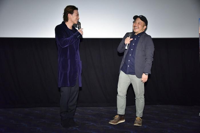 白石和彌監督・佐藤健『ひとよ』ティーチインイベント