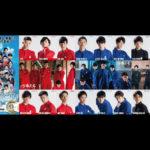 「映画 少年たち」Bluーray&DVD発売記念 出演キャスト総勢17名ポスター駅貼り開始‼