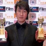 上西雄大監督・主演『ひとくず』 ロンドン国際映画祭グランプリ&主演男優賞受賞