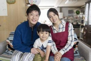 土屋太鳳 田中圭の妻役! 幸せなこと。『ヒノマルソウル~舞台裏の英雄たち~』
