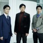 大沢たかお、賀来賢人、岩田剛典キャストコメント動画到着!『AI崩壊』5/22 BD・DVDリリース!