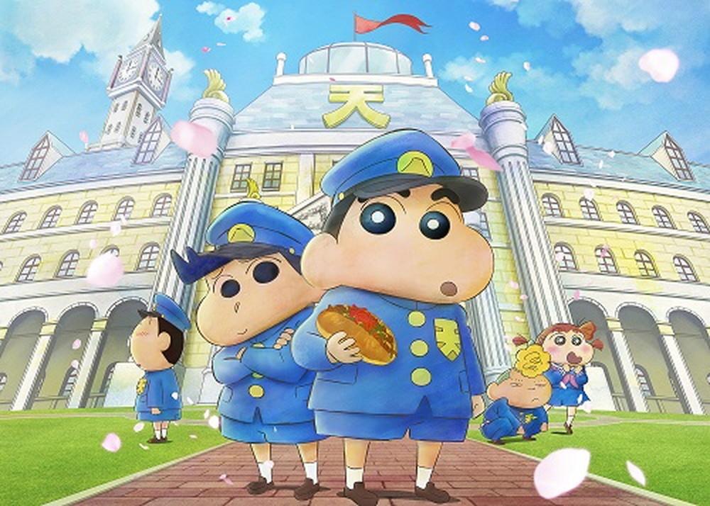 『映画クレヨンしんちゃん』