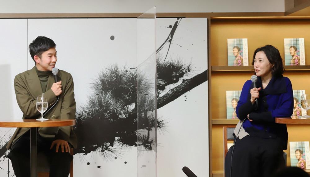 西川美和監督、仲野太賀トークイベントat代官山蔦屋書店