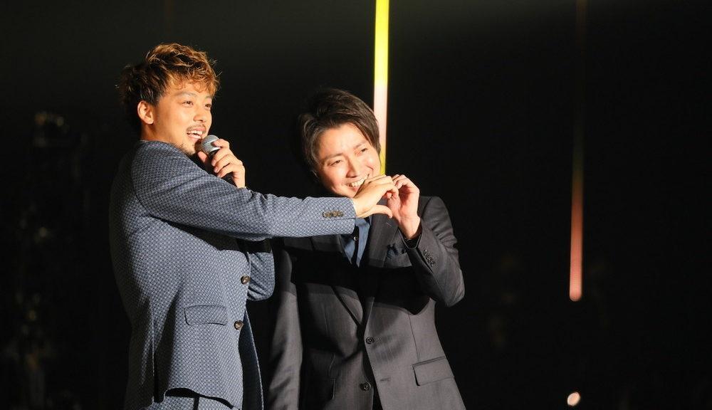 『太陽は動かない』藤原竜也&竹内涼真登壇TGC (1)