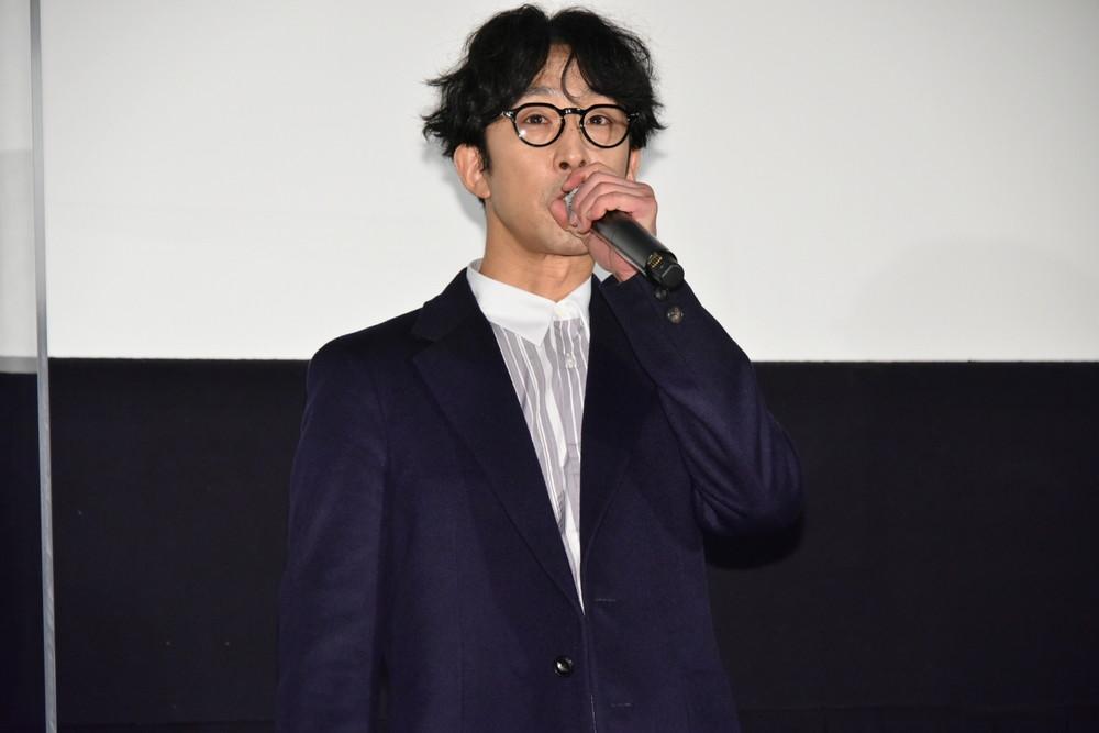 北村『すばらしき世界』公開初日舞台挨拶