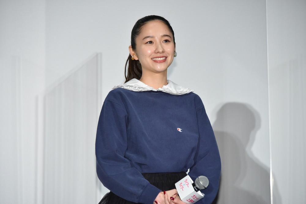 堀田真由‗映画『ライアー×ライアー』舞台挨拶