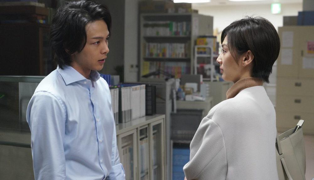 映画『ファーストラヴ』北川景子と中村倫也