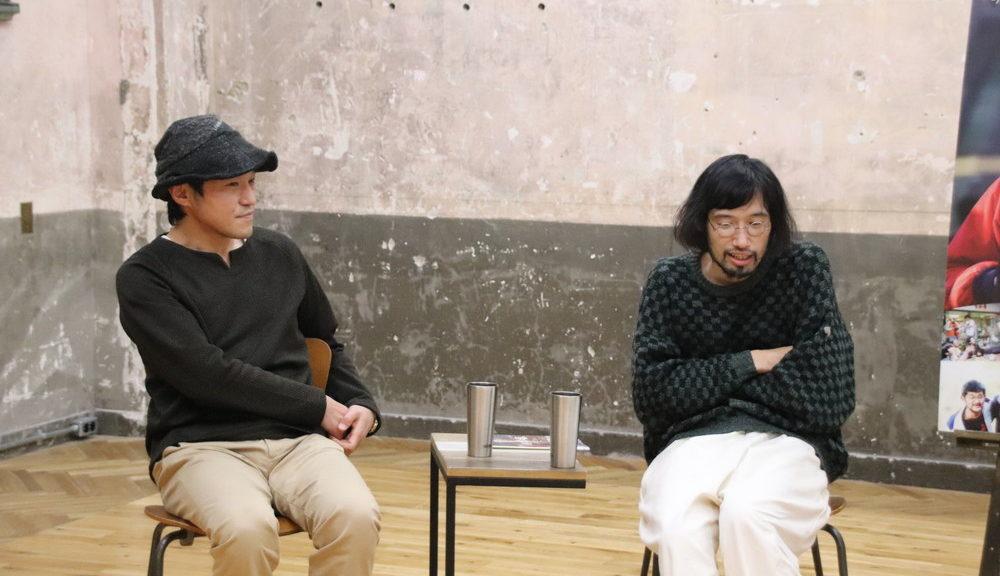 活弁シネマ倶楽部『あの頃。』今泉力哉監督と脚本冨永昌敬