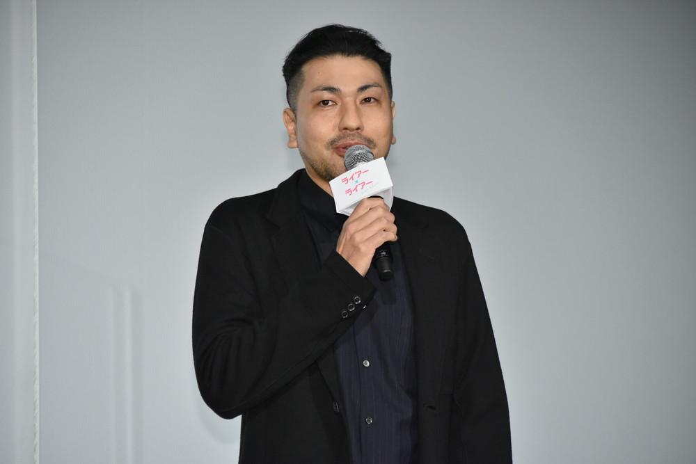 耶雲監督‗映画『ライアー×ライアー』舞台挨拶