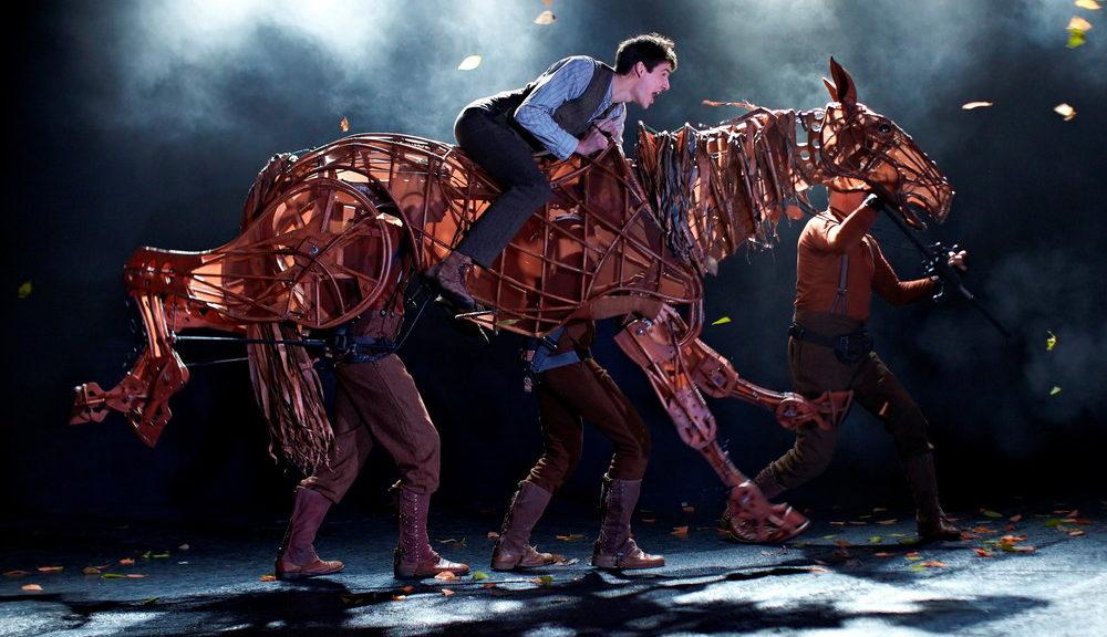 ナショナル・シアター・ライブ 舞台『戦火の馬』