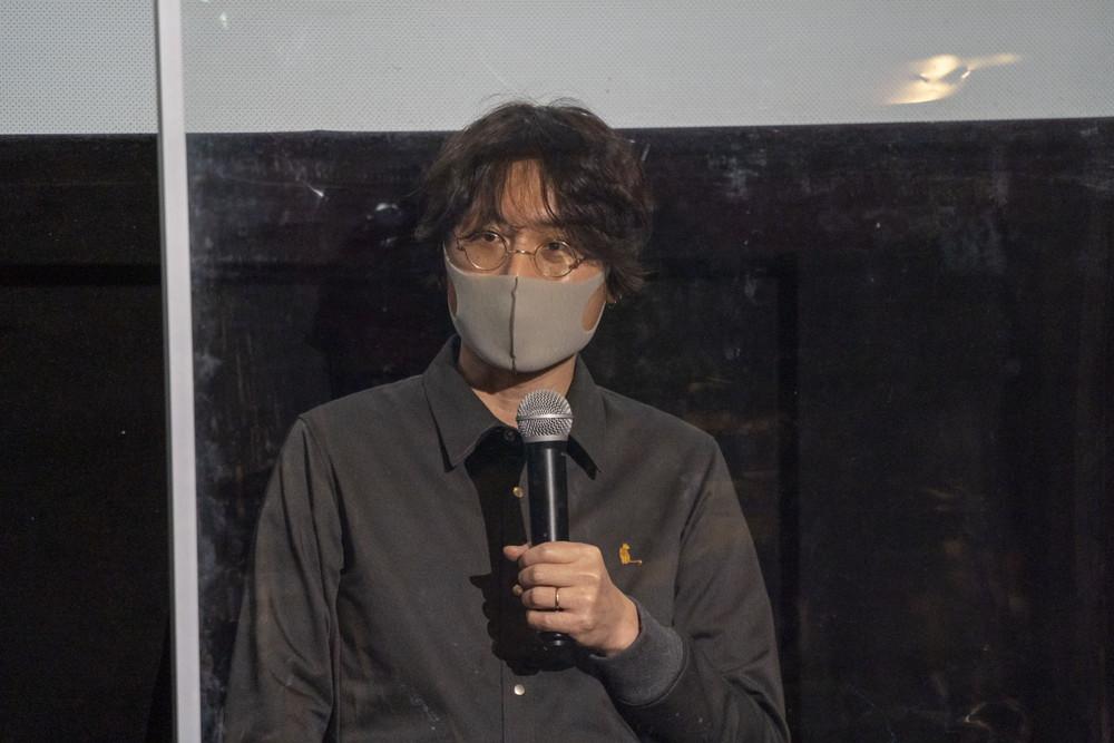 『あの花』長井龍雪監督@TAAF
