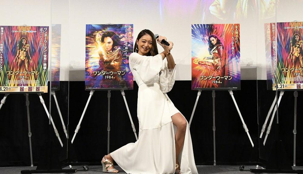 池田美優&なだぎ武映画『ワンダーウーマン 1984』