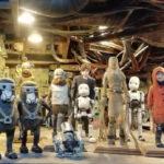 JUNKHEAD人形展示