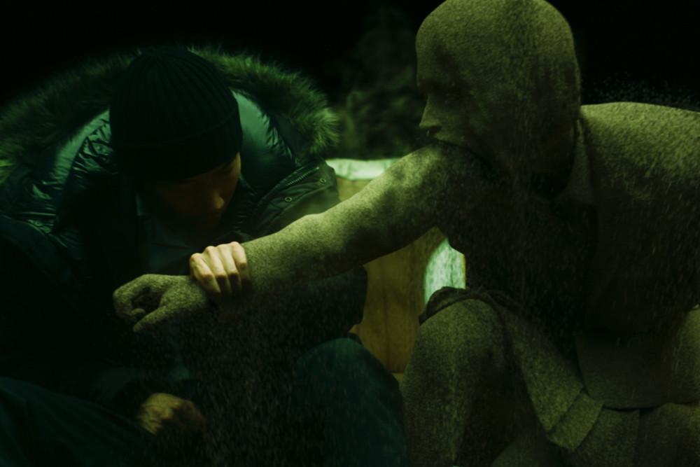 VFX映画『ホムンクルス』