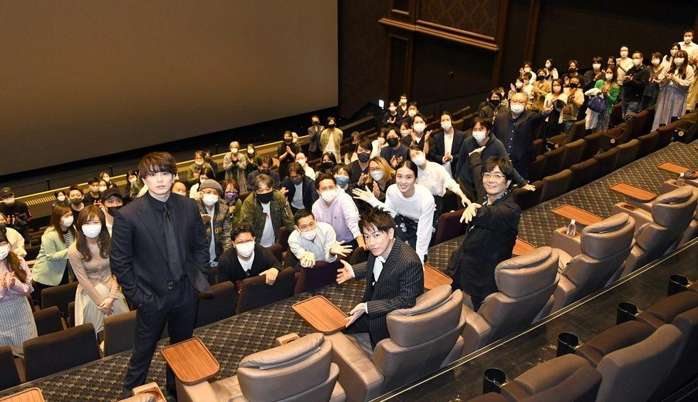 『るろうに剣心 最終章』IMAXⓇ公開記念イベント_佐藤健