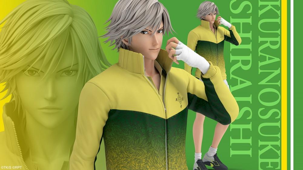 『リョーマ!The Prince of Tennis 新生劇場版テニスの王子様』白石