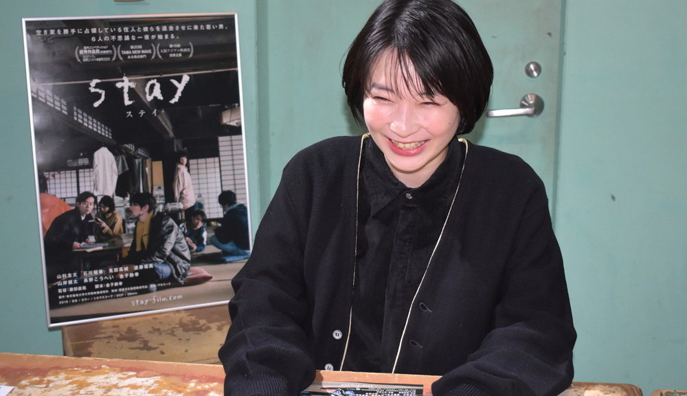 『stay』石川瑠華インタビュー