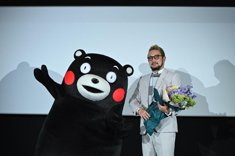 中村獅童舞台挨拶_熊本ピカデリー