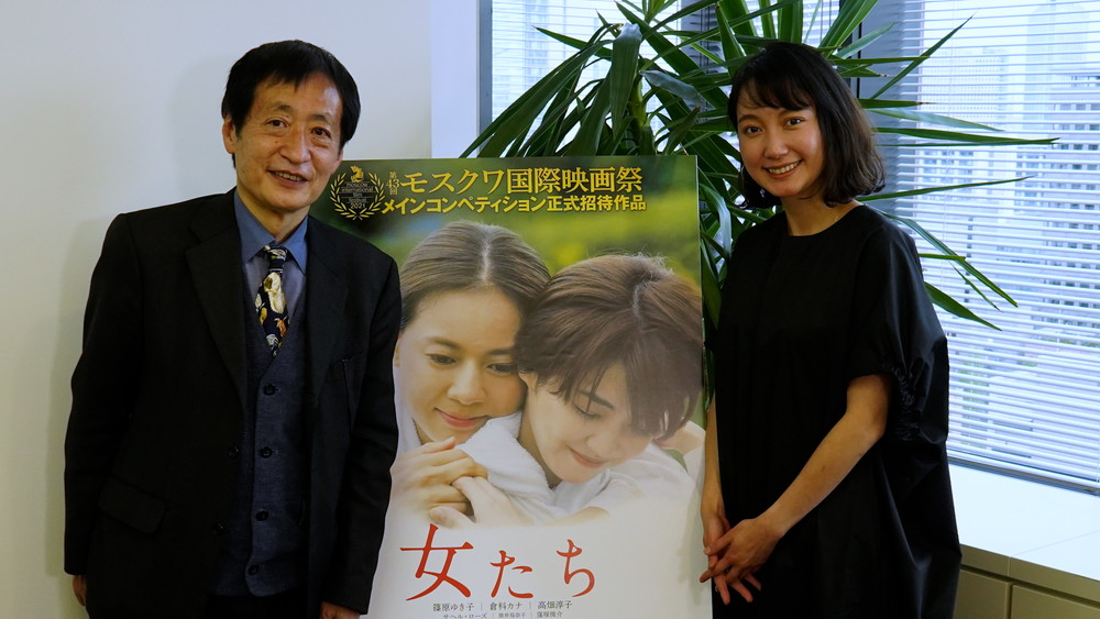 伊藤詩織×奥山和由映画『女たち』