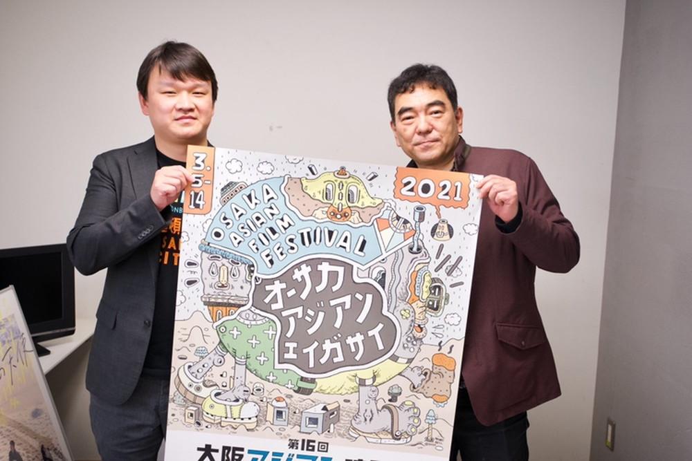 大阪アジアン映画祭PD暉峻創三が活弁シネマ倶楽部