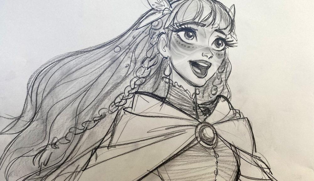 竜とそばかすの姫A_ベル_Jin Kim