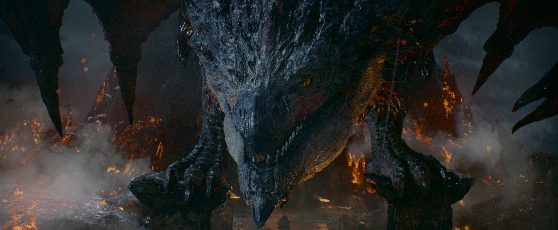 Rathalos from Screen Gems and Constantin Films MONSTER HUNTER.