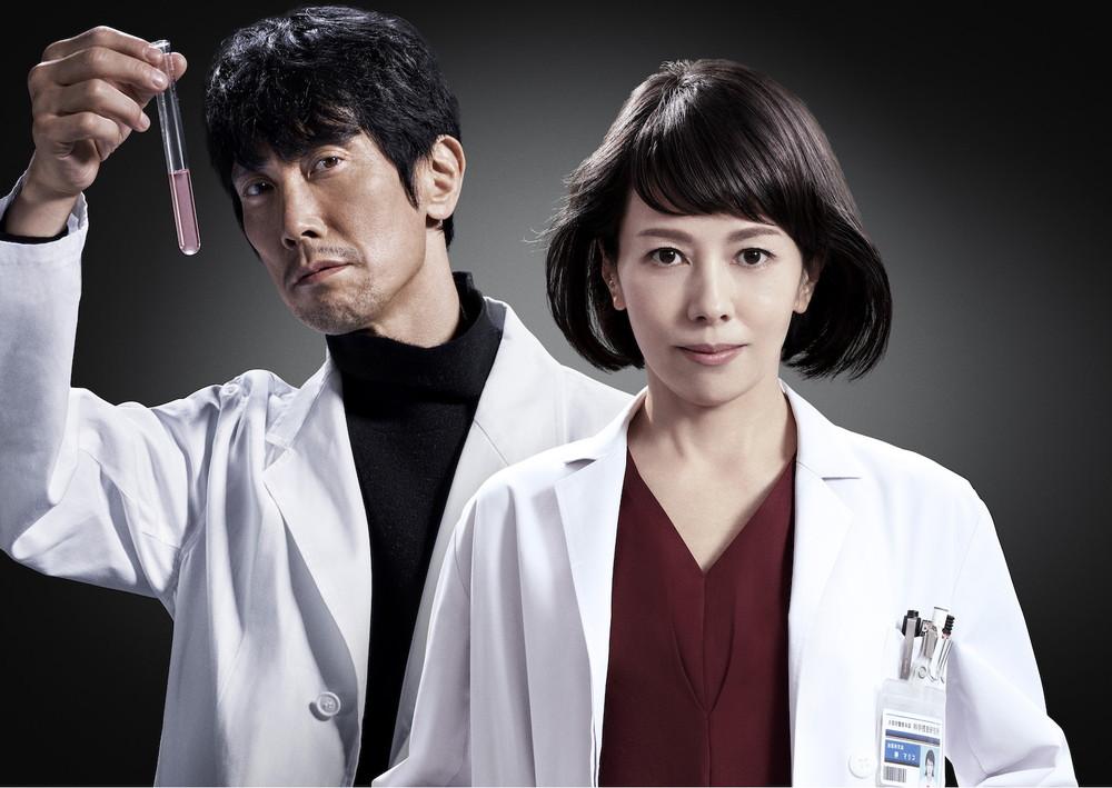 佐々木蔵之介・沢口靖子『科捜研の女 ‐劇場版‐』