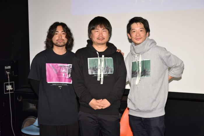 映画「ゾッキ」「裏ゾッキ」山田孝之 伊藤主税 牧有太