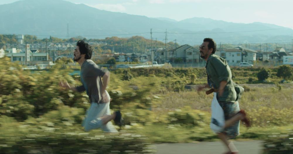 渡邉安悟監督『ドブ川番外地』