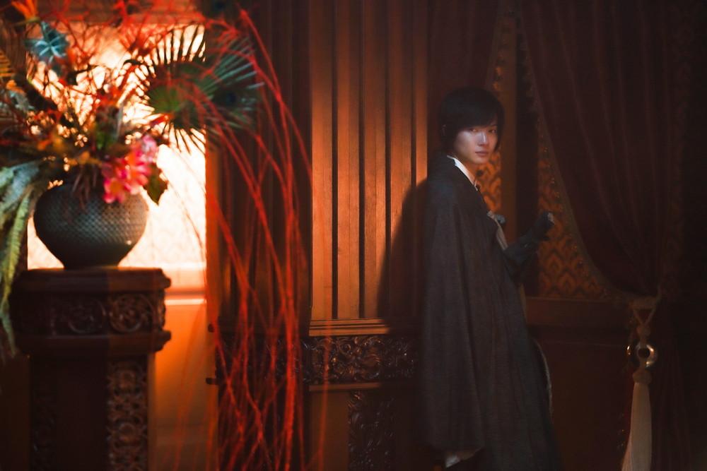 神木隆之介演じる瀬田宗次郎『るろうに剣心-最終章-The-Final』