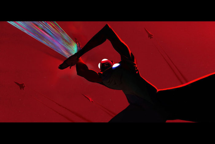 CGアニメ長編ウルトラマン映画「Ultraman」ec