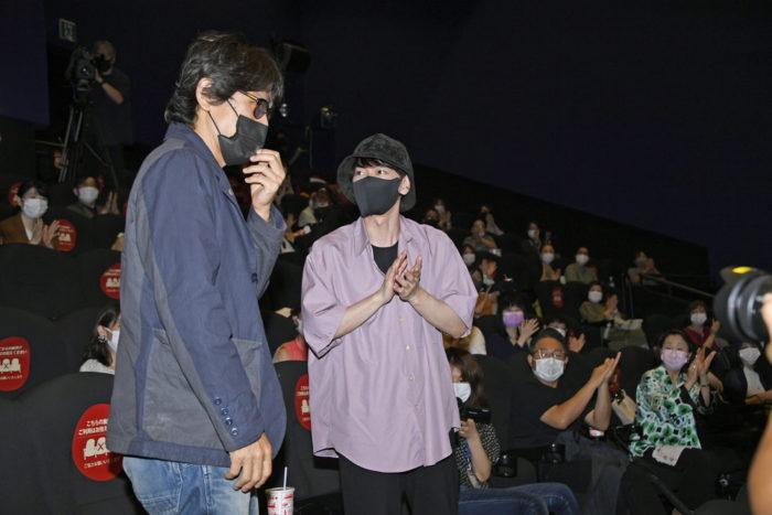 「るろうに剣心-最終章-The-Beginning」IMAX舞台挨拶