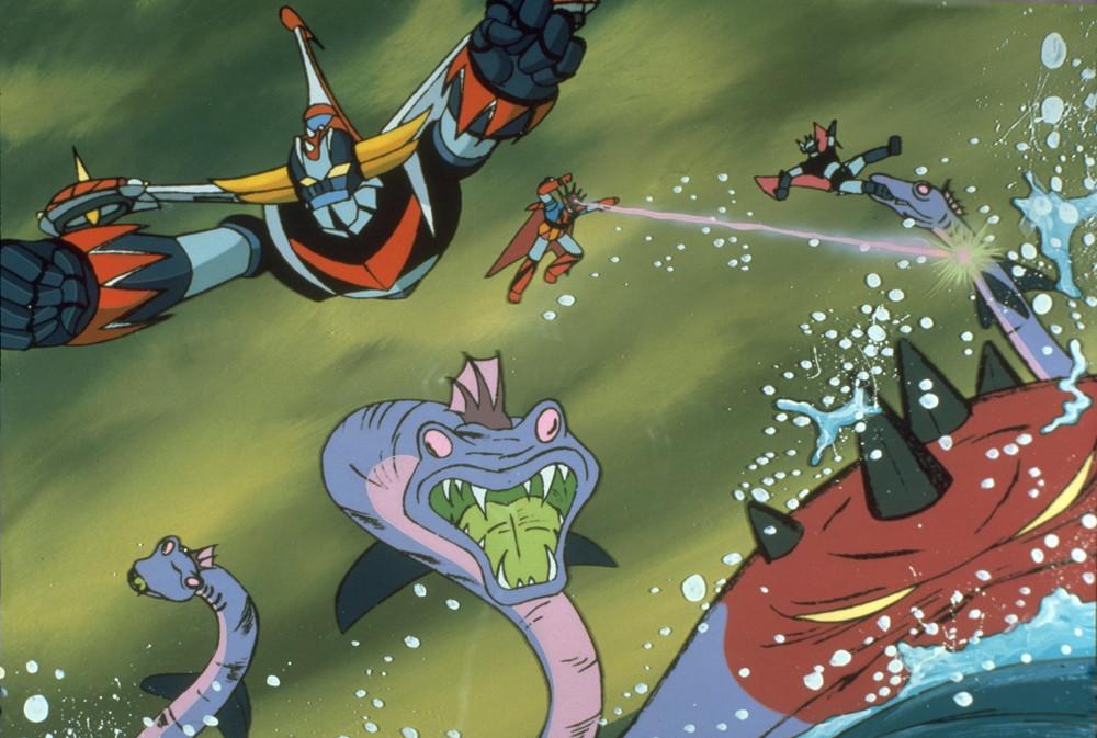 『グレンダイザー ゲッターロボG グレートマジンガー 決戦!大海獣』(1976年)