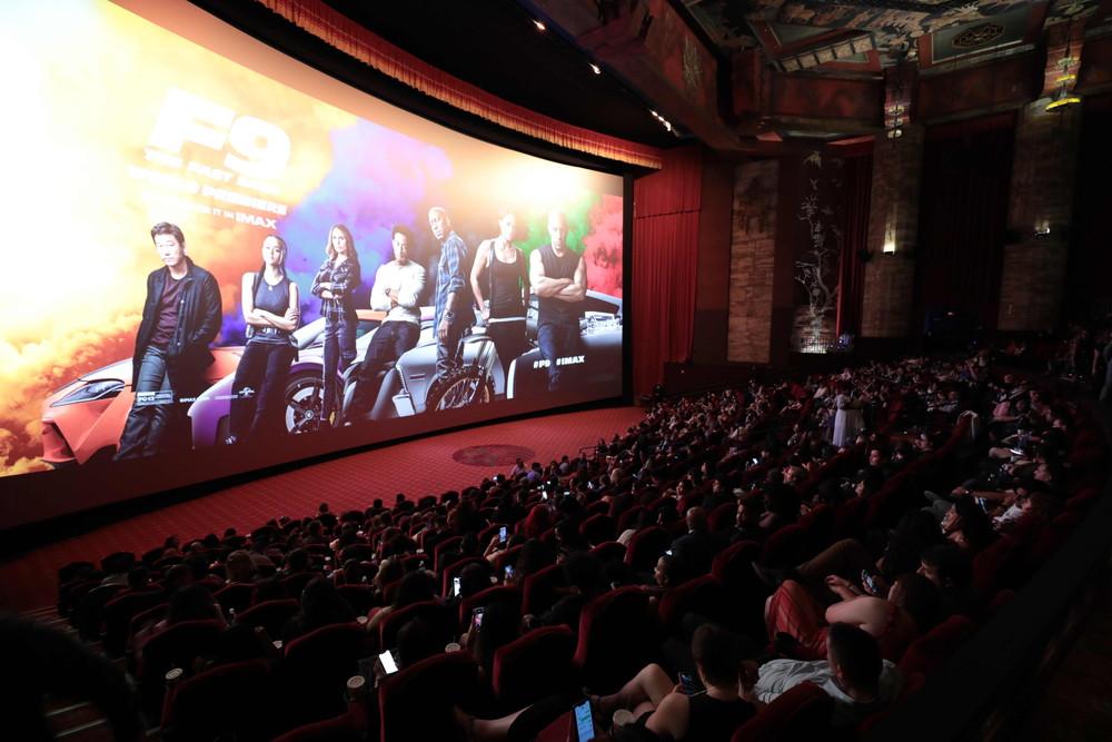 『ワイルド・スピード/ジェットブレイク』グローバル・プレミア開催舞台挨拶