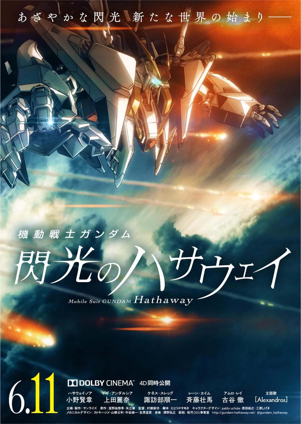 『機動戦士ガンダム-閃光のハサウェイ』