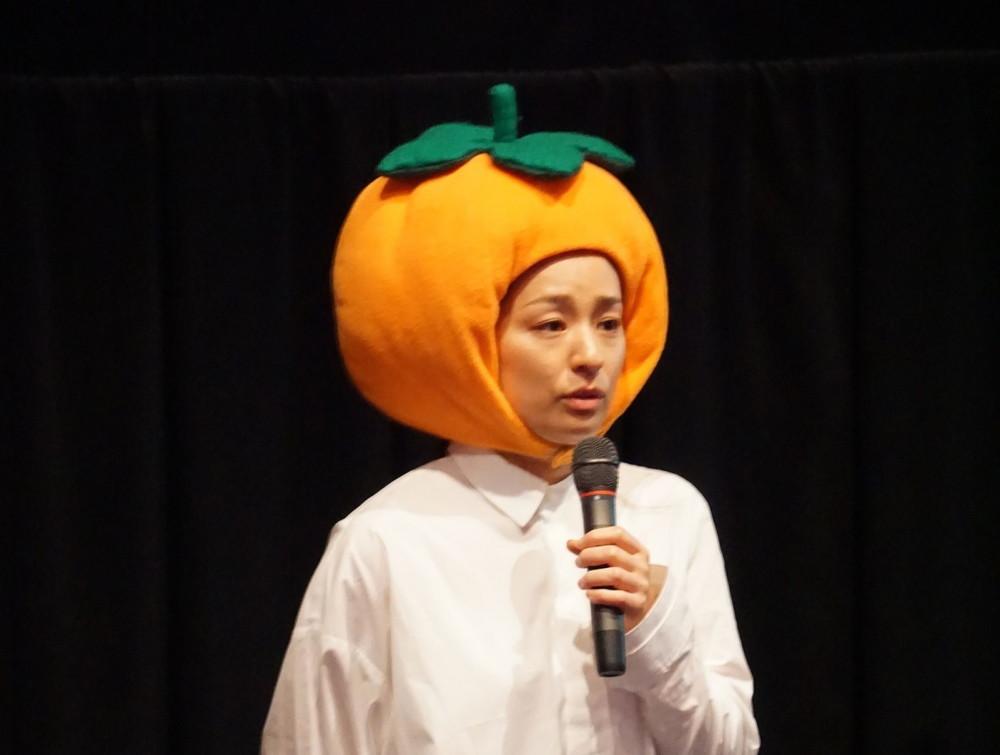 『茜色に焼かれる』尾野真千子登壇大ヒット記念舞台挨拶