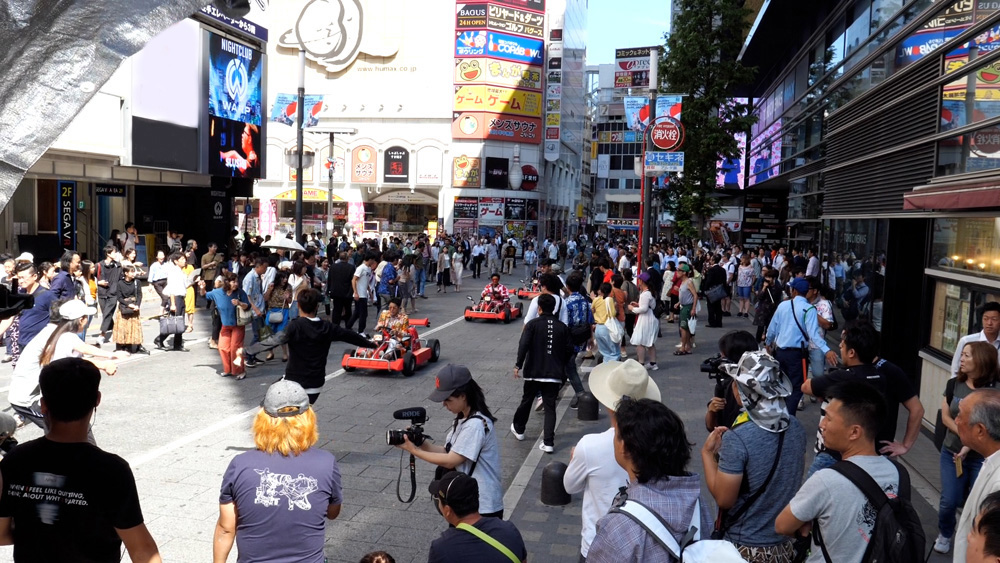 映画『唐人街探偵-東京MISSION』メイキング