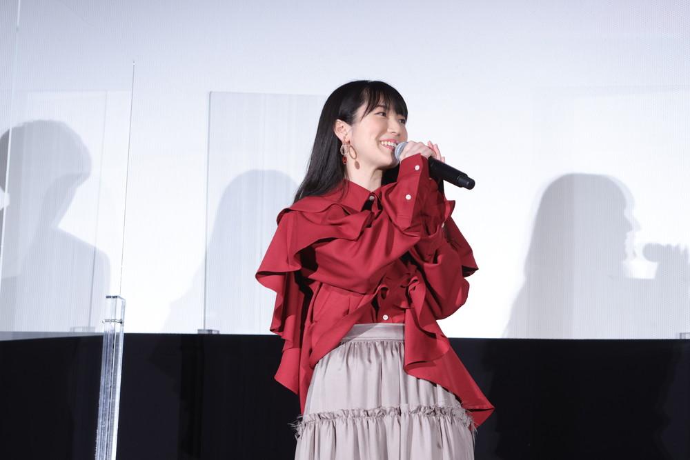 石川『機動戦士ガンダム 閃光のハサウェイ』マフティートークイベント