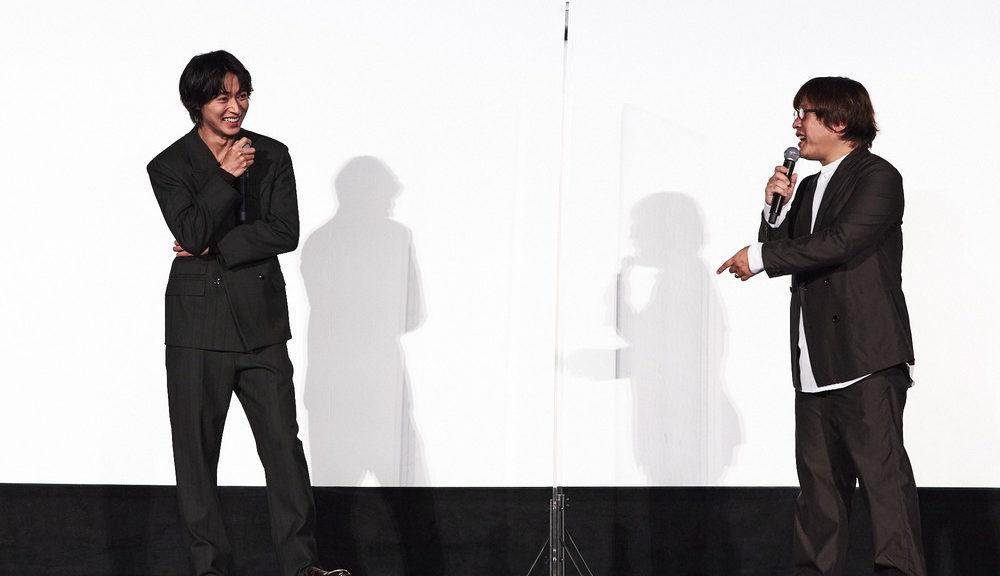 『夏への扉 ―キミのいる未来へ―』公開記念舞台挨拶