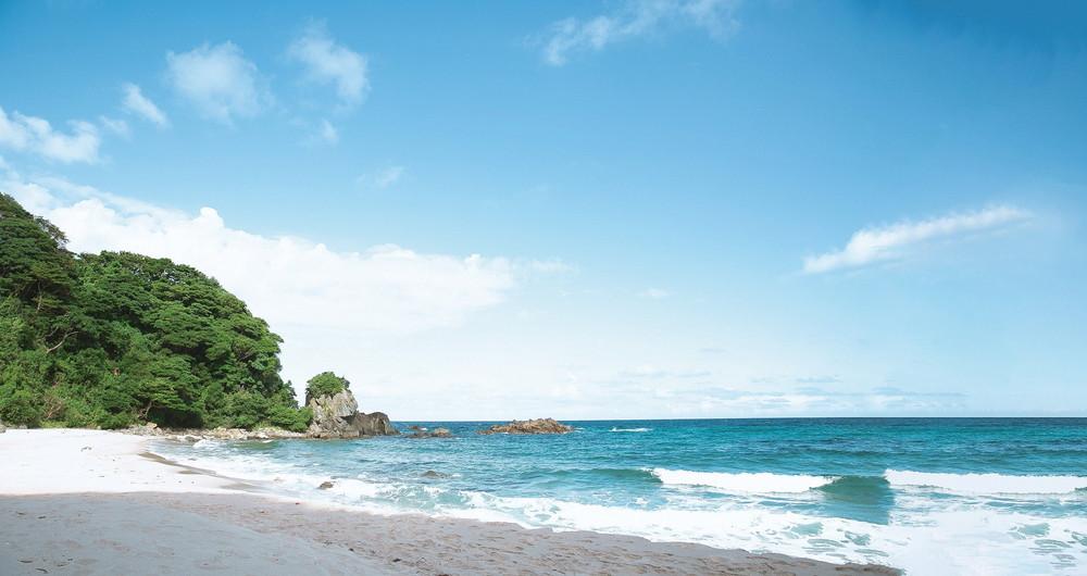 『映画 太陽の子』京丹後の海