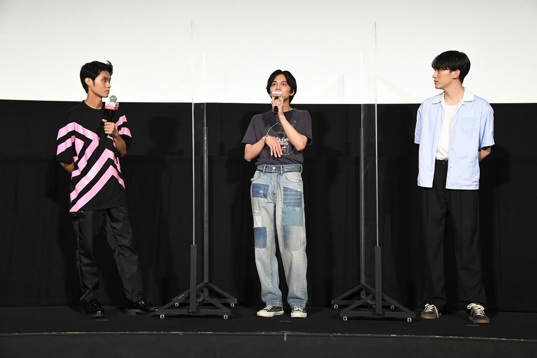 『東京リベンジャーズ』舞台挨拶