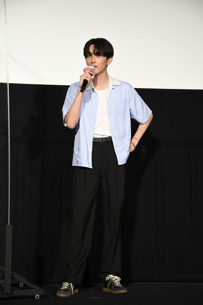 杉野遥亮『東京リベンジャーズ』舞台挨拶