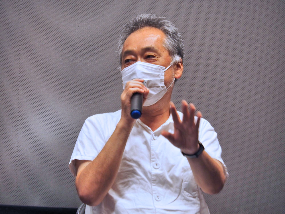 石井裕也監督x瀬々敬久監督トークイベント