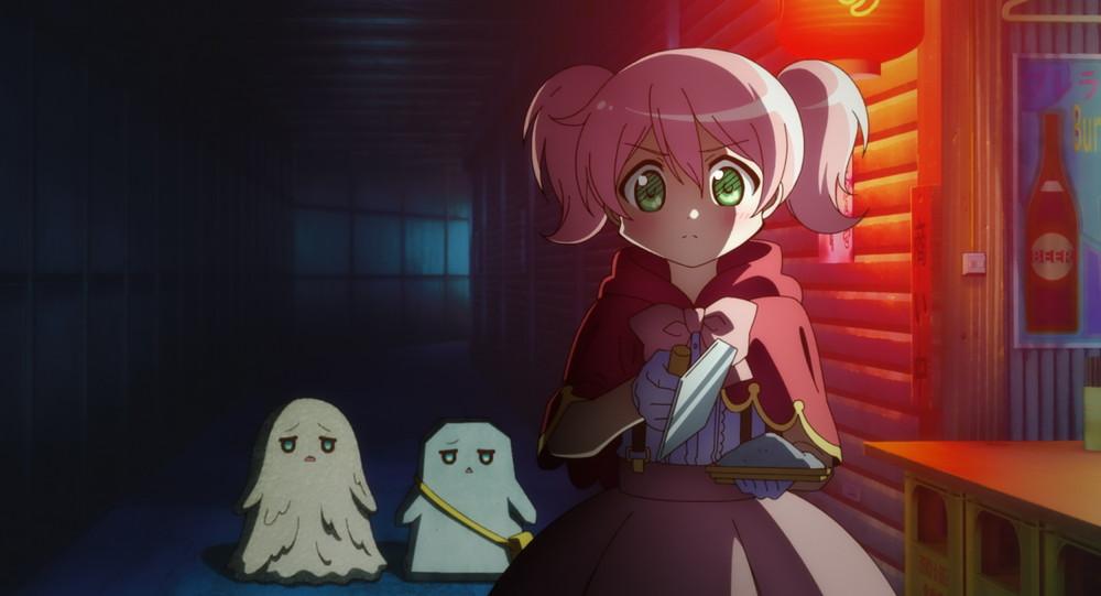 『魔法左官少女バッファローOTEKO』
