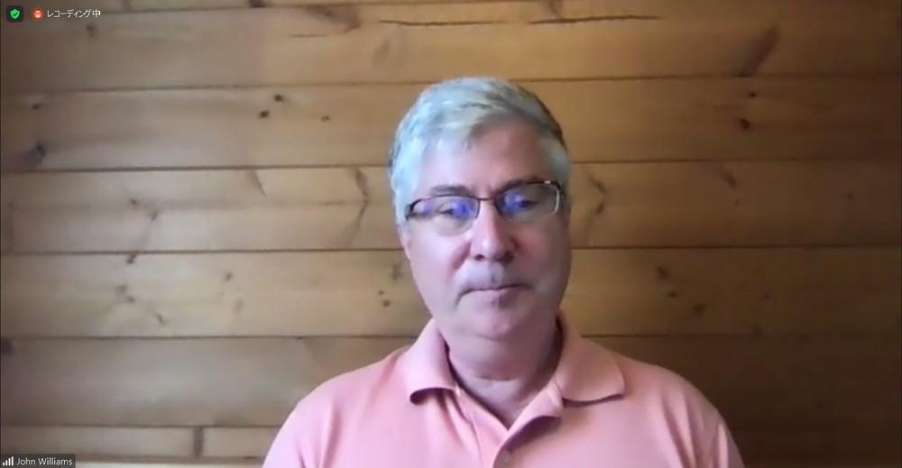 ジョン・ウィリアムズ教授