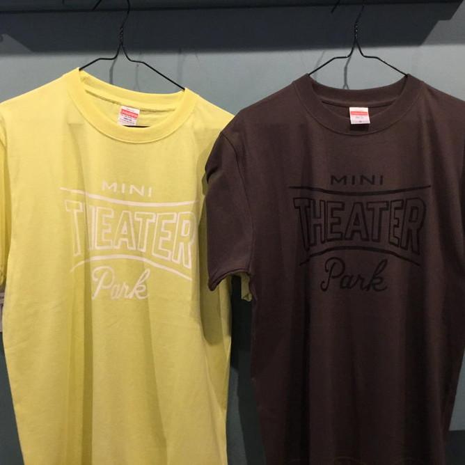 ミニシアターパークTシャツ