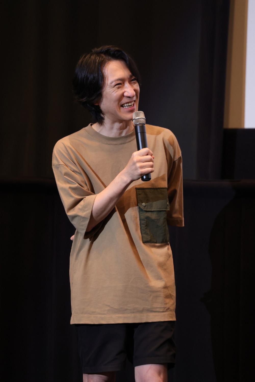 久米田監督『劇場編集版 かくしごと』舞台挨拶