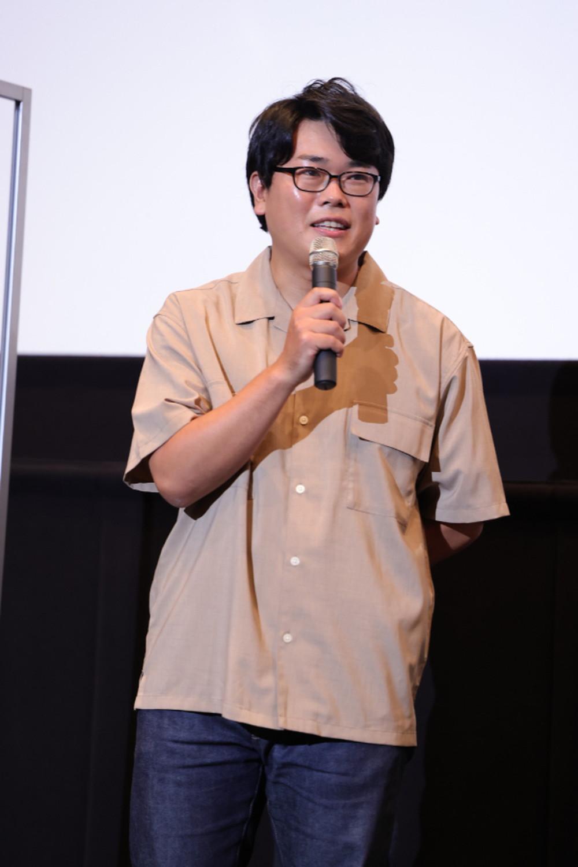 村野監督『劇場編集版 かくしごと』舞台挨拶